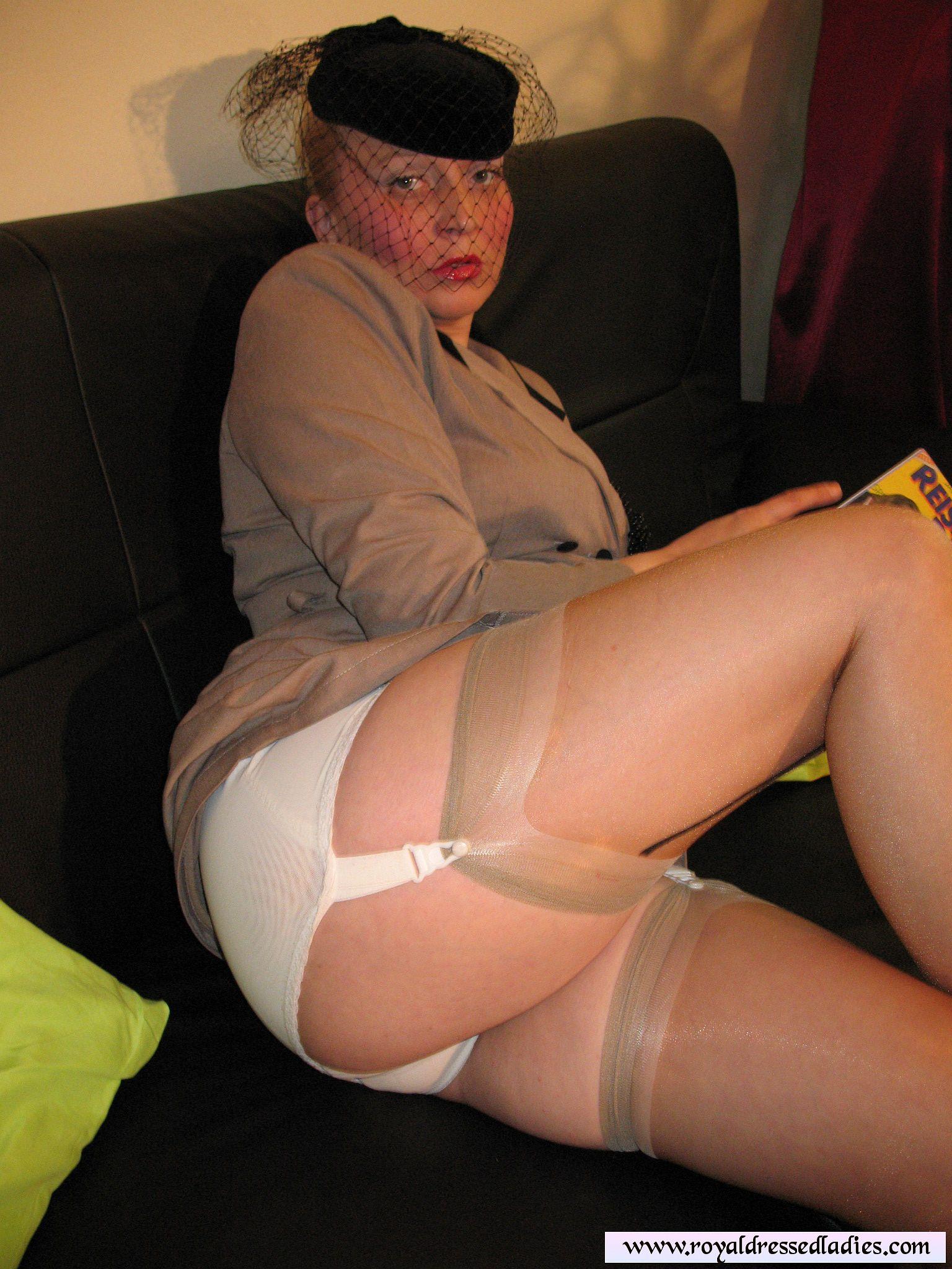 web show fuck lady