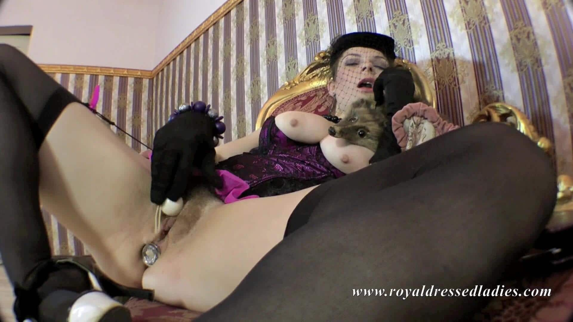 Perverted Sophisticated Busty Glamour Lady Part 3 - RDL