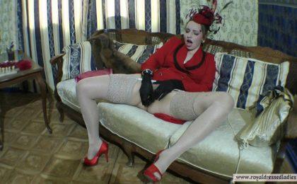 Perfekte Straps Dame JOI - RDL - Dirty Talk, Wichsanleitung