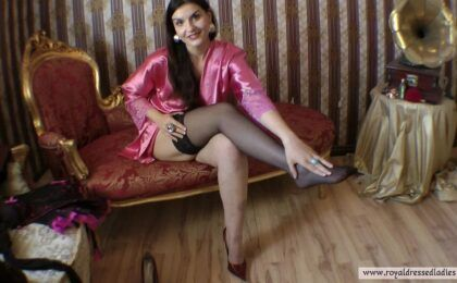 Sexy Kleiden um zu beeindrucken - RDL - Sexy Kleidung zum Ficken