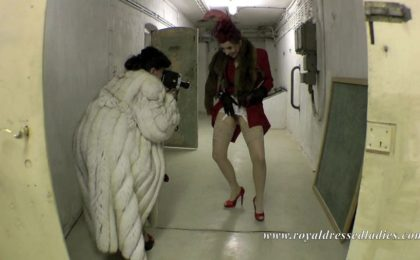 Romantic naughty classy Lesbians - RDL - Dirty talk Lesbenspaß