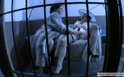 Jail glamor bitches tormented and raped Part 2 - RDL - Prison play