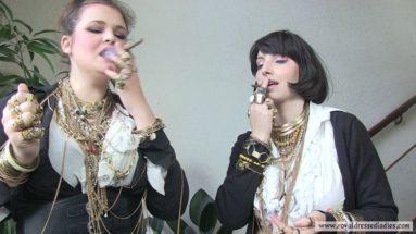 Feminine lesbian jewelry competition - RDL - Bester Fetisch Schmuck