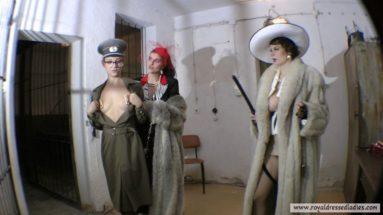 Jail glamor bitches tormented and raped Part 3 - RDL - Prison Sex